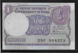 Inde - 1 Ruppee - Pick N°78A - SPL - Inde