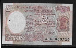 Inde - 2 Ruppees - Pick N°79 - SPL - Inde