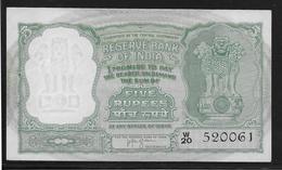 Inde - 5 Ruppees - Pick N°35 - SPL - Inde