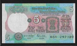 Inde - 5 Ruppees - Pick N°80 - SPL - Inde