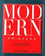 Lanvin Modern Princess - Perfume Samples (testers)