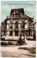 CPA St Amand Les Eaux, Théâtre Municipal (pk48069) - Saint Amand Les Eaux