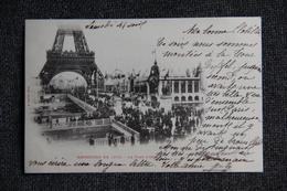 PARIS - Exposition De 1900, Le Pont D' IENA - Ausstellungen