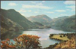 Autumn Calm, Ullswater, Cumberland, 1972 - Sanderson & Dixon Postcard - Cumberland/ Westmorland