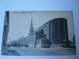 Courcelles // Eglise St.Lambert 19?? - Courcelles