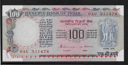 Inde - 100 Ruppees - Pick N°86d - SPL - Inde