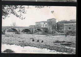 30, Duissac, Vue Du Moulin Et Du Pont - Quissac