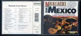 Mariachi From Mexixo - 1CD - Country & Folk