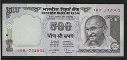 Inde - 500 Ruppees - Pick N°87 - SPL - Inde