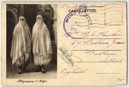 Algerien Ansichtskarte (545694) - Algeria (1924-1962)