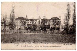 Tarjeta Postal De Le Jura. Lons-le-saunier. L'asile Des Vieillards. - Lons Le Saunier
