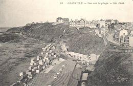(50) Manche - CPA - Granville - Vue Sur La Plage - Granville