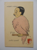 Modern Oiseaux Santos Dumont - Monaco