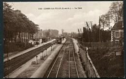 COMBS LA VILLE - LA GARE - Combs La Ville