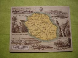 Chromo Hachette Lemonnier La Réunion - Zonder Classificatie