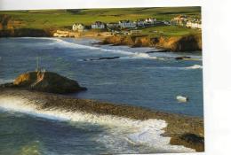 Postcard - The Breakwater, Bude, Cornwall - Unused  Very Good - Postcards