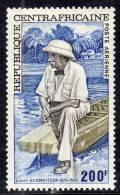 Centrafricaine P.A.  N °  135   XX : Centenaire De La Naissance Du Dc Schweitzer  Sans Charnière, TB - Central African Republic