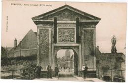 CPA Bergues, Porte De Cassel (pk48088) - Bergues