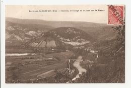 01 Chancia, Le Village Et Le Pont Sur La Bienne (3483) - France
