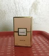 """Miniature """"ALLURE """"de CHANEL    Parfum 1,5 Ml Dans Sa Boite (M076) - Miniatures Modernes (à Partir De 1961)"""
