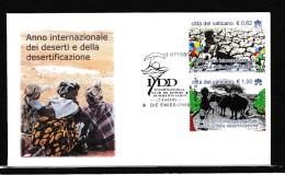 A08312)Vatikan 1560 - 1561 FDC - FDC