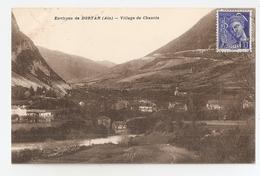 01 Environs De Dortan. Chancia, Le Village (3484) - France