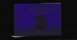 A08745)Lady Di: Jungferninseln 408 - 410 MH** - Familles Royales