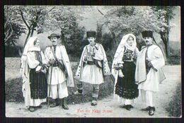 ROMANIA, ANTIQUE POSTCARD 26) - Romania