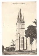 01 Faramans, L'église (3485/3686) - Autres Communes