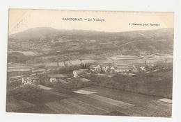 01 Samognat, Le Village (3487) - Autres Communes