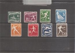 JO De Amsterdam -1928 ( 199/206 XXX -MNH- Des Pays-Bas) - Summer 1928: Amsterdam