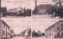 Allemagne, Gruss Aus Klein-Ballhausen (10.1907) - Germania