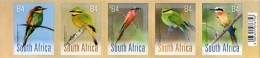 South Africa 2017 Birds Bee-eaters Set. MNH - Neufs
