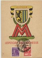SBZ - Beleg Aus Leipzig 1948 (575715) - Soviet Zone