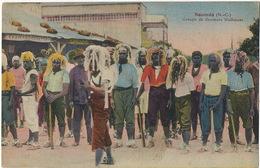 Noumea Groupe De Danseurs Wallisiens Wallis Et Futuna Canaques Rasta - Wallis Et Futuna