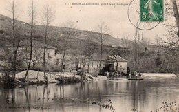 86Cpt  24 Moulin De Renamont Prés Lisle - Other Municipalities