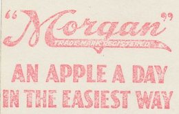 Meter Cut USA 1940 Apple - Obst & Früchte