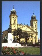 Hungría. Debrecen *Reformatus Nagytemlom* Foto: Oláh Tibor. Nueva. - Hungría