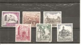 España/Spain-(MNH/**) - Edifil  2266-71 - Yvert  1910-15 - 1931-Hoy: 2ª República - ... Juan Carlos I