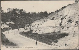 Durley Chine, Bournemouth, Hampshire, 1915 - Lévy Postcard LL49 - Bournemouth (until 1972)