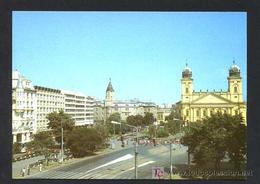 Hungría. Debrecen *Városcentrum* Foto: Oláh Tibor. Nueva. - Hungría