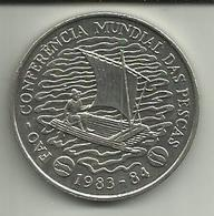 50 Meticáis 1984 Mozambique F.A.O - Mozambique