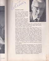 AUTOGRAPHES FERDINAND LEITNER, DAVID WARD, HEBERT SCHACHTSCHNEIDER.-EL ORO DEL RIN, RICHARD WAGNER-BLEUP - Autogramme & Autographen