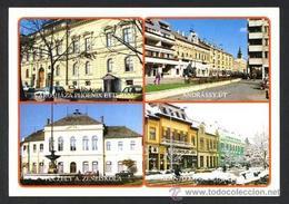 Hungría. Hódmezövásárhely *4 évszak A Belvárrosban* Foto: Mágori Sándor. Nueva. - Hungría