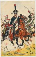 Pravdinsk Friedland  Armée Française Chasseurs à Cheval 1807 - Russia