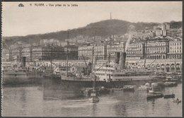Vue Prise De La Jetée, Alger, C.1910 - CAP CPA - Algiers