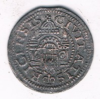 SHILLING 1579 FREE CITY RIGA  LETLAND /3340G/ - Latvia