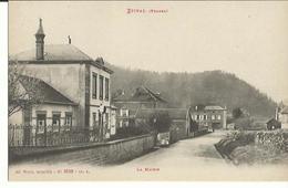 Etival (Vosges) - La Mairie - Etival Clairefontaine