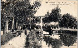 41 - GIEVRES --  Les Bords Du Canal - Francia