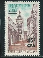 REUNION CFA: **, N° YT 397, TB - Réunion (1852-1975)